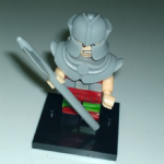 Masters of the Universe Ram Man Lego style Minifigure #2